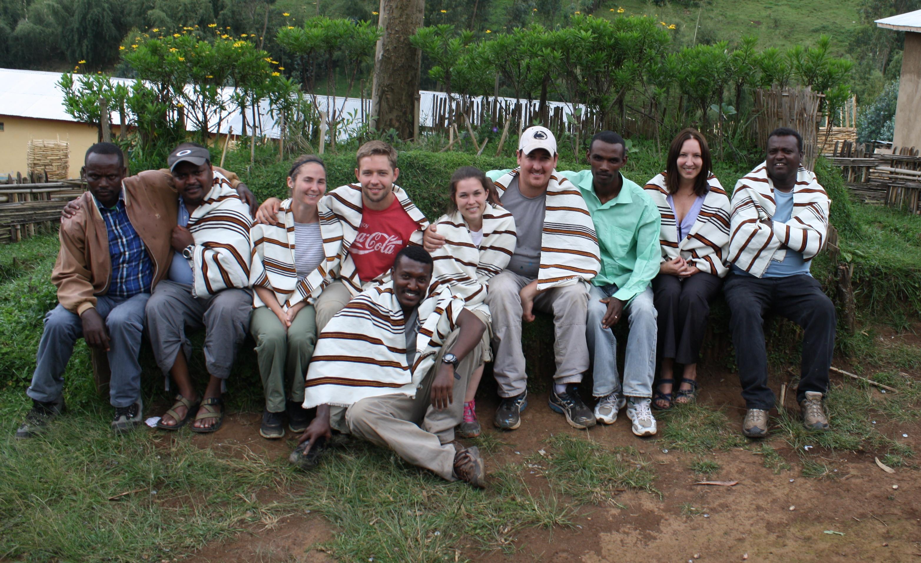 Day 9 – Preparing to leave Ethiopia