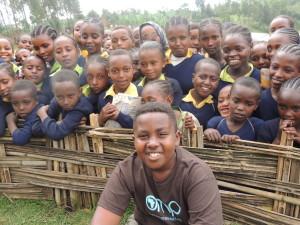 Davis in Ethiopia